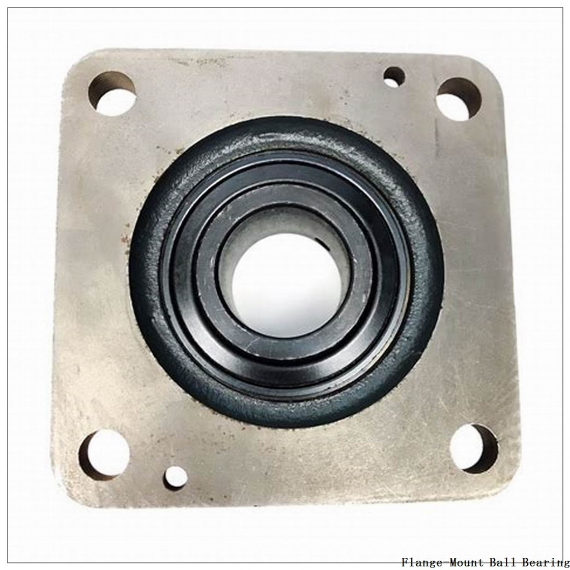 Sealmaster SF-35 Flange-Mount Ball Bearing
