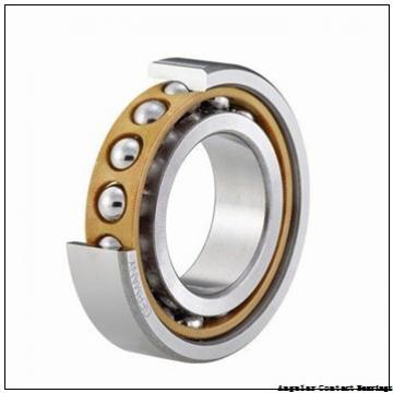 75 mm x 130 mm x 41.3 mm  Rollway 3215 C3 Angular Contact Bearings