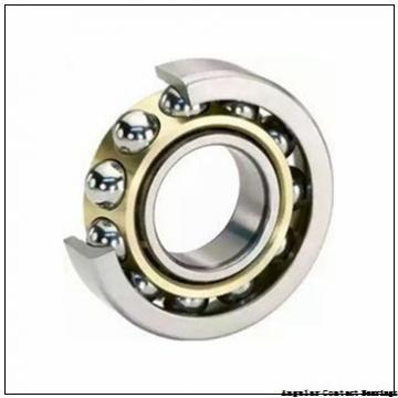 1.378 Inch | 35 Millimeter x 3.15 Inch | 80 Millimeter x 0.827 Inch | 21 Millimeter  Timken 7307WN MBR SU Angular Contact Bearings