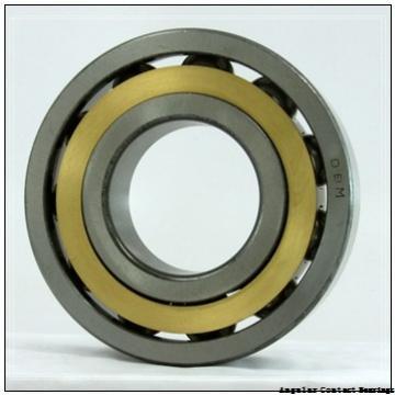 25 mm x 80 mm x 21 mm  Timken 7405W Angular Contact Bearings