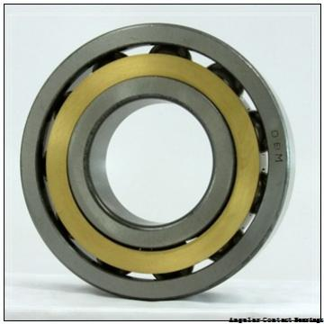 60 mm x 130 mm x 54 mm  Rollway 3312 2RS Angular Contact Bearings