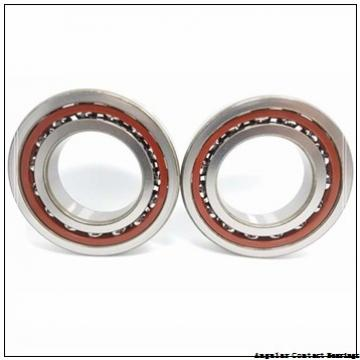 35 mm x 80 mm x 34.9 mm  Rollway 3307 ZZ Angular Contact Bearings