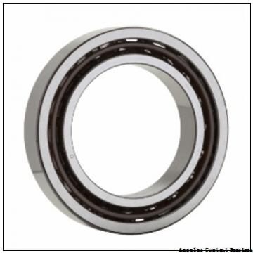 45 mm x 85 mm x 30.2 mm  Rollway 3209 ZZ Angular Contact Bearings