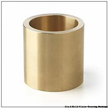 Bunting Bearings, LLC NF081224 Die & Mold Plain-Bearing Bushings
