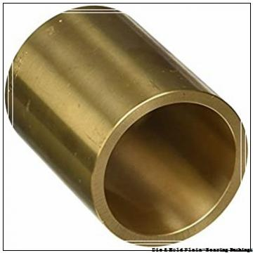Bunting Bearings, LLC NN061012 Die & Mold Plain-Bearing Bushings