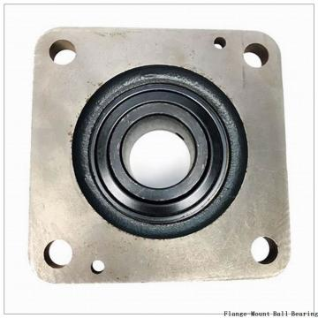 Dodge FB-DLEZ-107-PCR Flange-Mount Ball Bearing