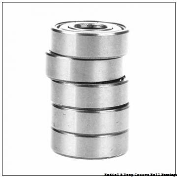 35 mm x 62 mm x 14 mm  Timken 9107K Radial & Deep Groove Ball Bearings