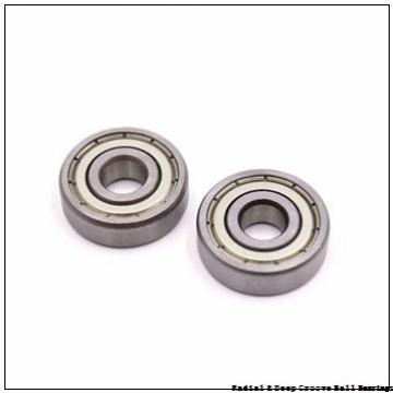 0.6250 in x 40 mm x 12 mm  NSK 6203-.625 Radial & Deep Groove Ball Bearings