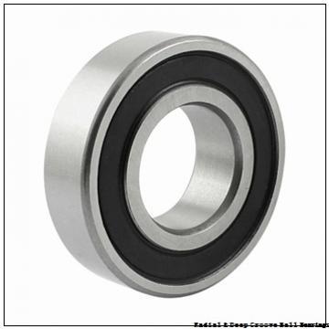 22,225 mm x 47,625 mm x 9,52 mm  Timken S9KDD Radial & Deep Groove Ball Bearings