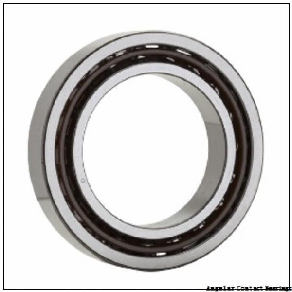 12 mm x 32 mm x 14 mm  NTN 4201 A Angular Contact Bearings #1 image